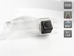 Камера заднего вида для Renault Sandero Avis AVS326CPR (#067)
