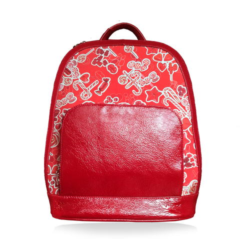 Женский кожаный рюкзак Candy