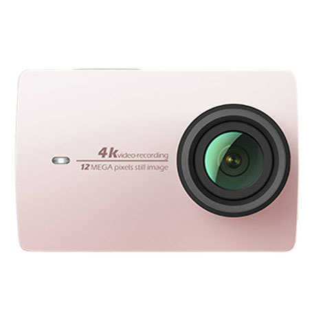 Xiaomi Yi 4K 2 International Version Pink