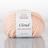Пряжа Infinity Cloud 8156 пудра