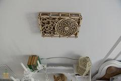Кинетическая Картина от Wooden City - Деревянный конструктор, сборная модель, дизайн и интерьер