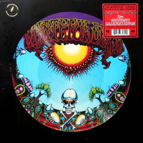 Grateful Dead / Aoxomoxoa (50th Anniversary Deluxe Edition)(Picture Disc)(LP)