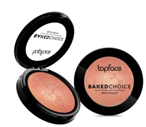 TopFace Румяна Baked Choice Rich Touch  Blush On  тон 006- РТ703 (5г)