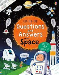Questions & Answers about Space  (board book)