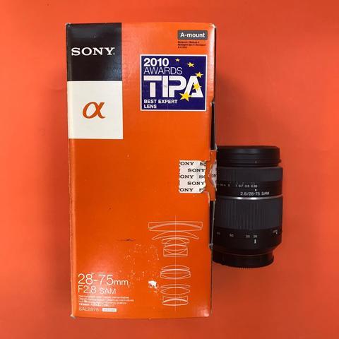 Sony Minolta AF ZOOM 28-75mm F2.8 (D) (SAL-2875) комиссия