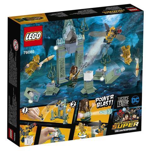 LEGO Super Heroes: Лига Справедливости: Битва за Атлантиду 76085 — Battle of Atlantis — Лего Супергерои ДиСи