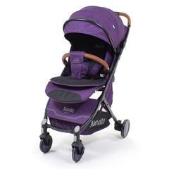 Nuovita Giro Прогулочная коляска, цвет - Viola, Nero/Фиолетовый, Черный (D289_716)