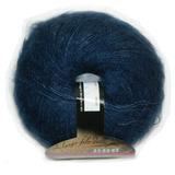 Пряжа BBB Filati Soft Dream 7080 темно-синий
