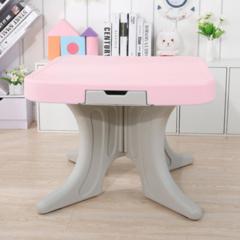 Пластиковый квадратный стол 65х65х50