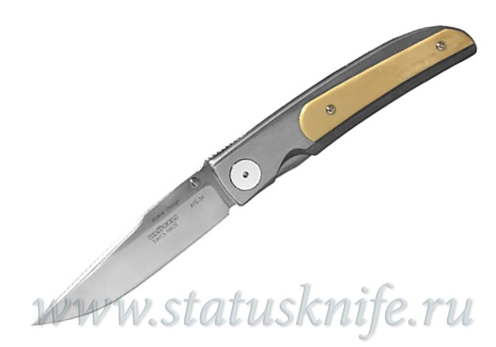 Нож Messer Klotzli Walker 03 Mammut - фотография