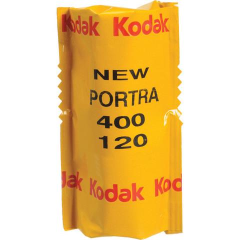 Фотопленка Kodak PORTRA 400 120
