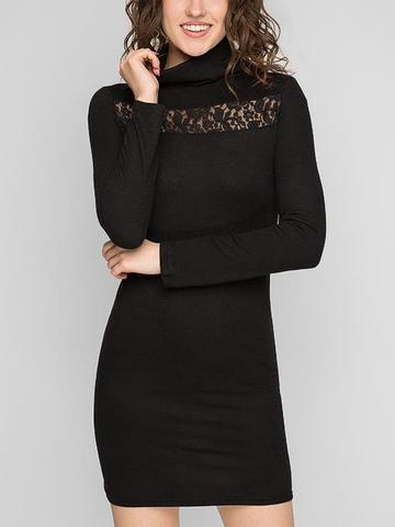GDR010957 Платье женское, черное