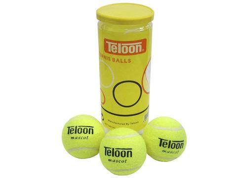 Мяч для тенниса Teloon, 3 шт в вакуумной упаковке. Т801Р3
