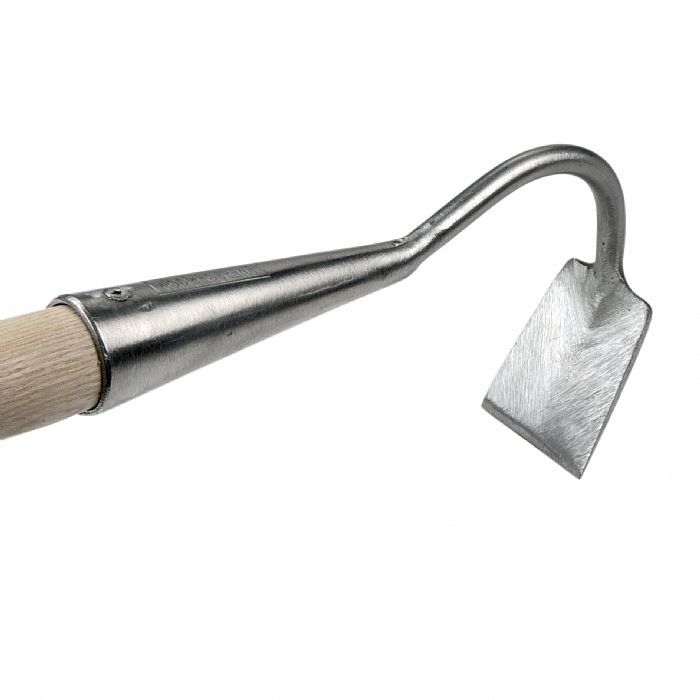 "Мотыга узкая ""Уточка"" Sneeboer, нержавеющая сталь"