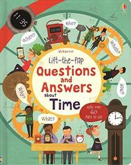 Questions & Answers about Time (board book)