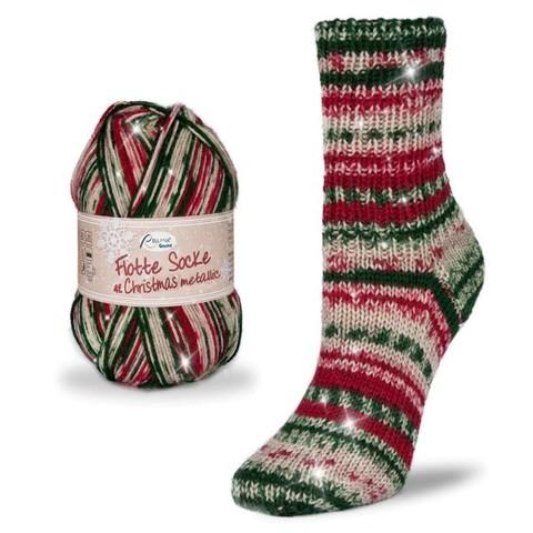 Rellana Flotte Socke Christmas 2602 купить