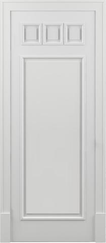 Межкомнатная дверь Victoria 16.1 глухая