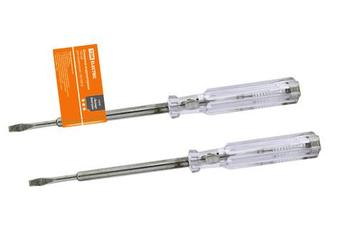 Отвертка-пробник (индикатор) 190 мм, 100-500В