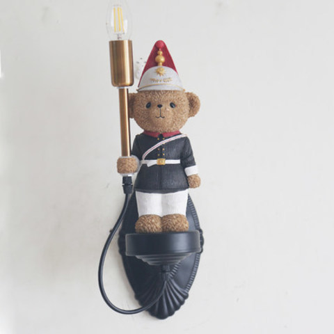 Настенный светильник Teddy by Bamboo (C)