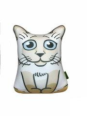 Подушка-игрушка антистресс «Гордый Сиам» 1