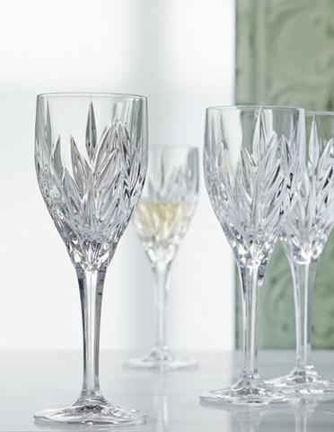 Набор из 4 хрустальных фужеров для вина Imperial, 240 мл