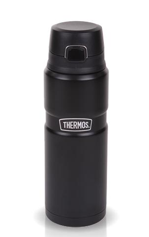 Термос Thermos King SK4000 (0,7 литра), черный