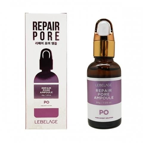 Сыворотка LEBELAGE Repair Pore Ampoule PO 30g