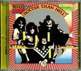 Kiss / Hotter Than Hell (CD)
