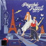 Сборник / Psyche France Vol. 6 (Limited Edition)(LP)