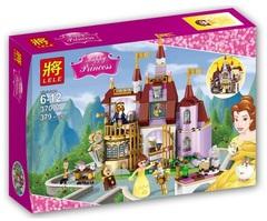 Принцессы Дисней конструктор Заколдованный замок Белль