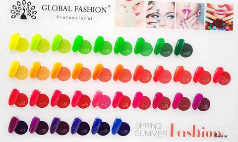 Global Fashion Spring Summer №3