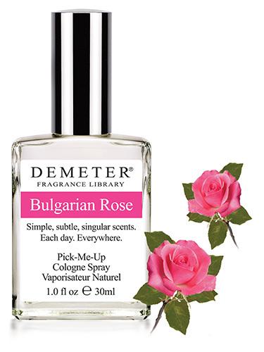 Духи «Болгарская роза» от Demeter