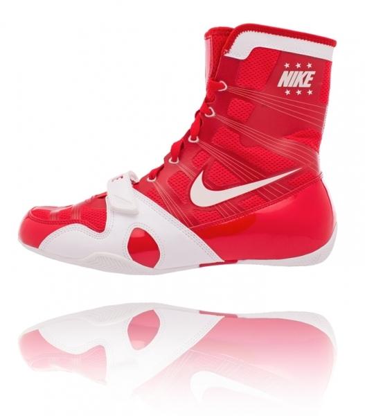 Боксерки Nike HyperKO  Red/white