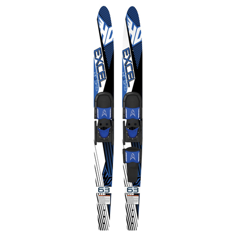 Парные лыжи 63