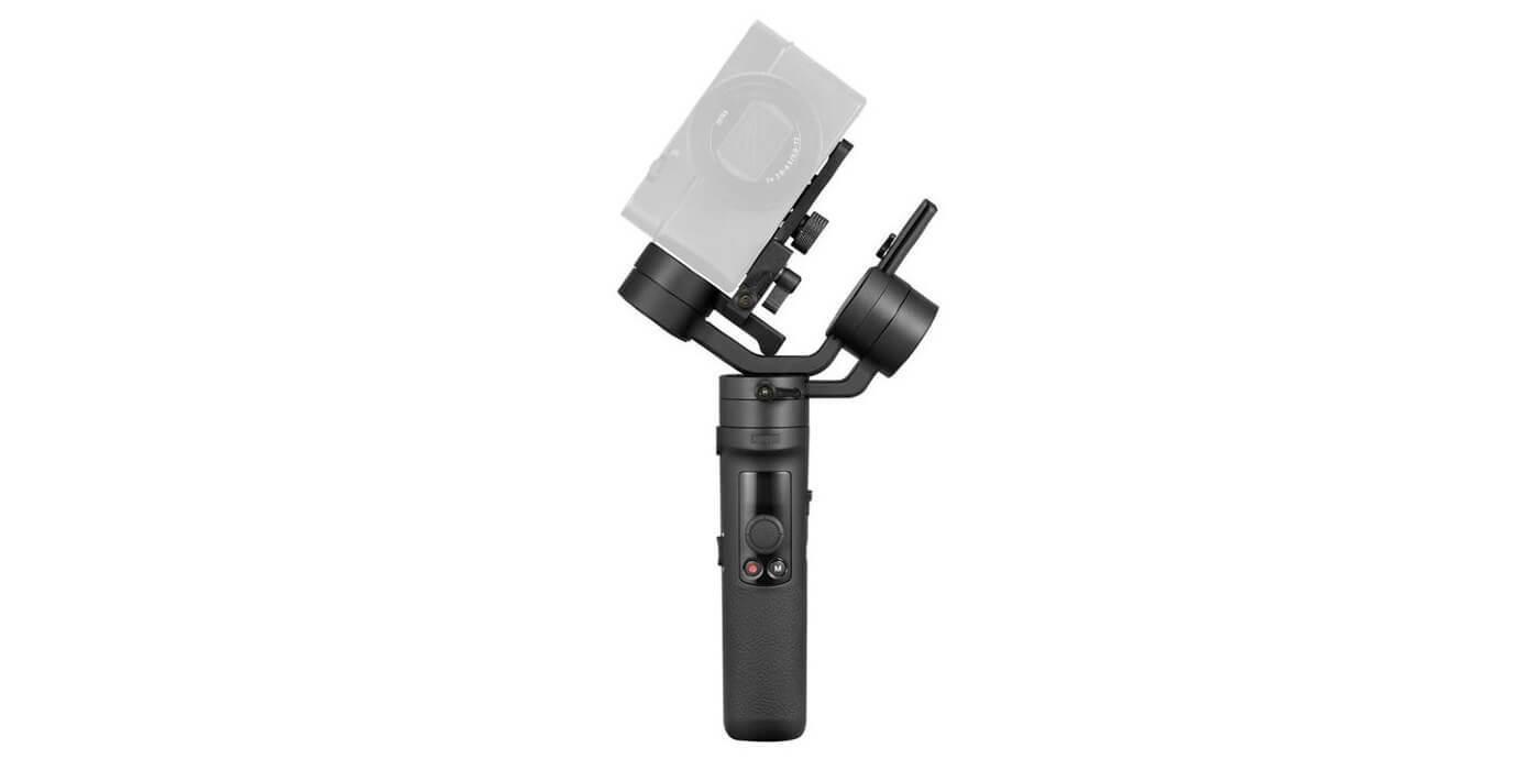 Электронный стабилизатор Zhiyun Crane M2 для Hero 5/6/7/8 (CR106) наклон