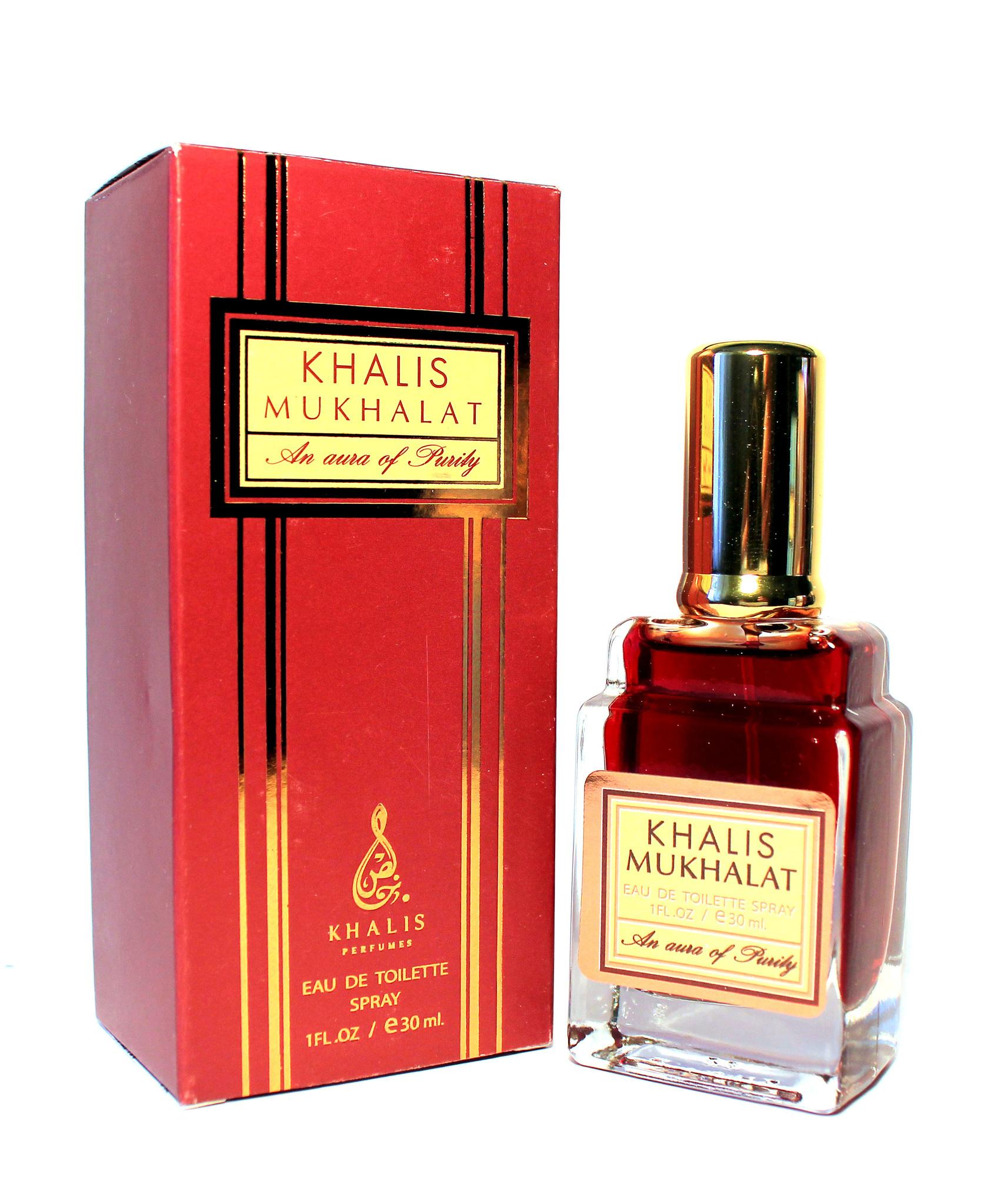 Пробник для Mukhallat Khalis Мухвллат Халис 1 мл спрей от Халис Khalis Perfumes