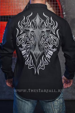 Мужская рубашка Rebel Spirit LSW151780