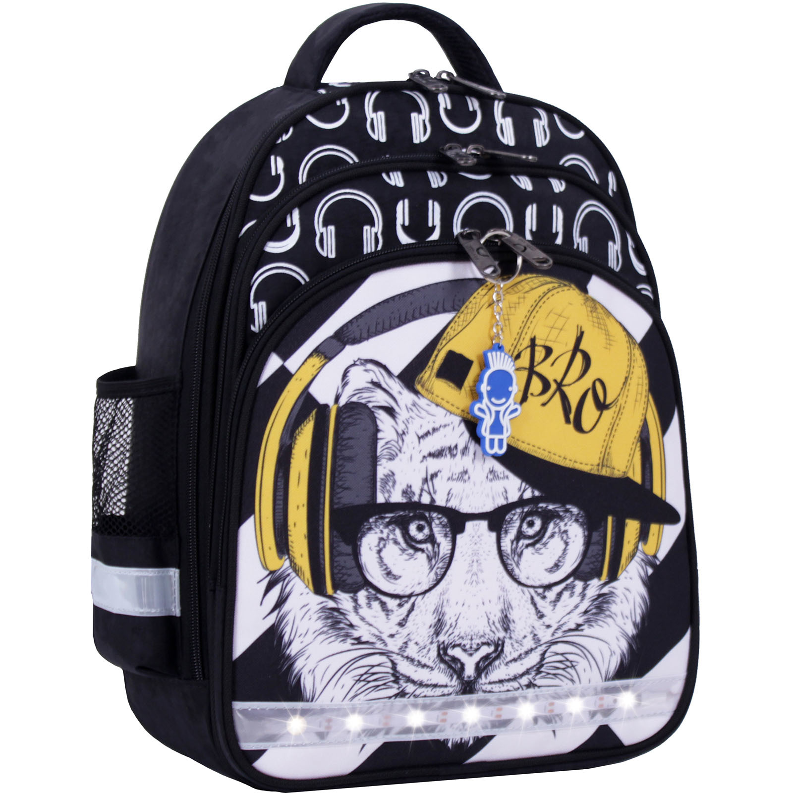 Для детей Рюкзак школьный Bagland Mouse черный 175к (00513702) IMG_1360.JPG
