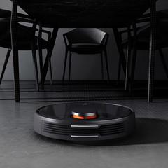 Робот-пылесос Xiaomi Mijia LDS Vacuum Cleaner (STYJ02YM) Black (Черный)