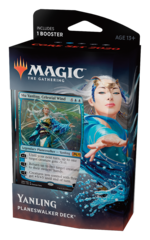Колода Planeswalker'а «Core Set 2020»: Yanling (английский)