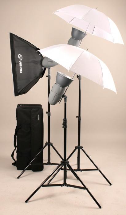 Visico VL PLUS 400 Creative Kit