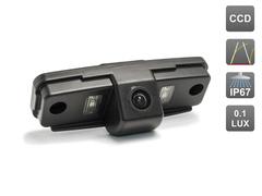 Камера заднего вида для Subaru Impreza III SEDAN 08-12 Avis AVS326CPR (#079)