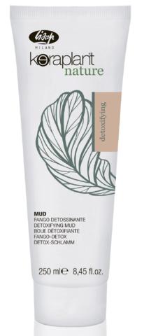 Детокс маска для кожи головы с зеленой глиной Keraplant Nature Detoxifying Mud 250 мл