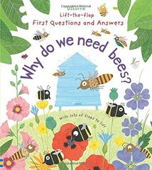 Questions & Answers: Why Do We Need Bees? (boar...