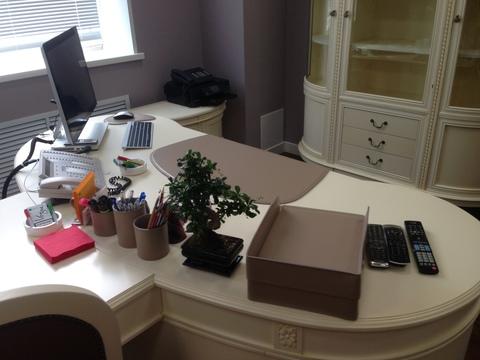 Бювар - подкладка на стол, кожа натуральная Модель 5.
