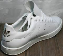 Стильные женские кроссовки Adidas Stan Smith White-R A14w15wg