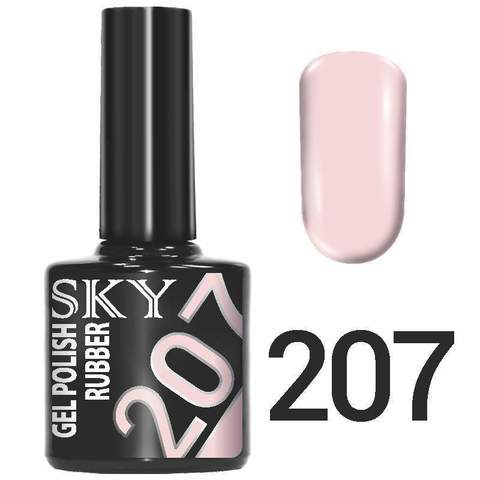 Sky Гель-лак трёхфазный тон №207 10мл