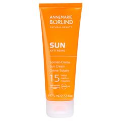 Антивозрастной солнцезащитный крем с SPF 15, Annemarie Borlind