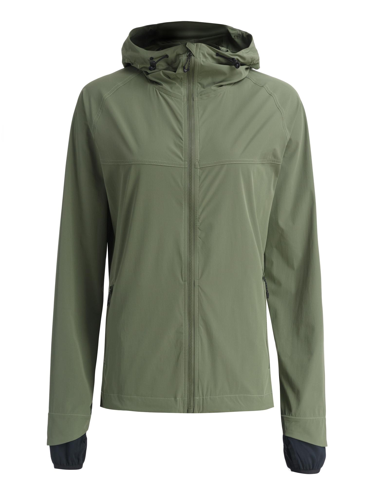 Куртка женская GRI Джеди 2.0, оливковая