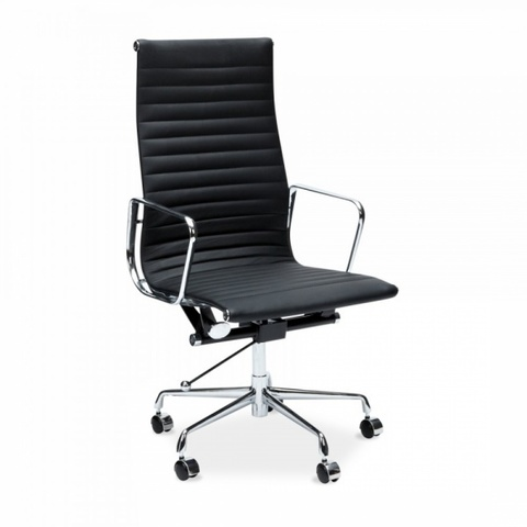 кресло офисное Eames Ribbed EA119